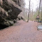 Brätliplatz und Tropfsteinhöhle