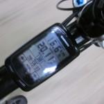 so mit diesen 20 km sind 3000 km mit dem Bike geschaft