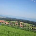 Blick Richtung Jura