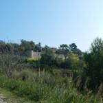 Auf der Panoramastrasse Richtung Pesaro